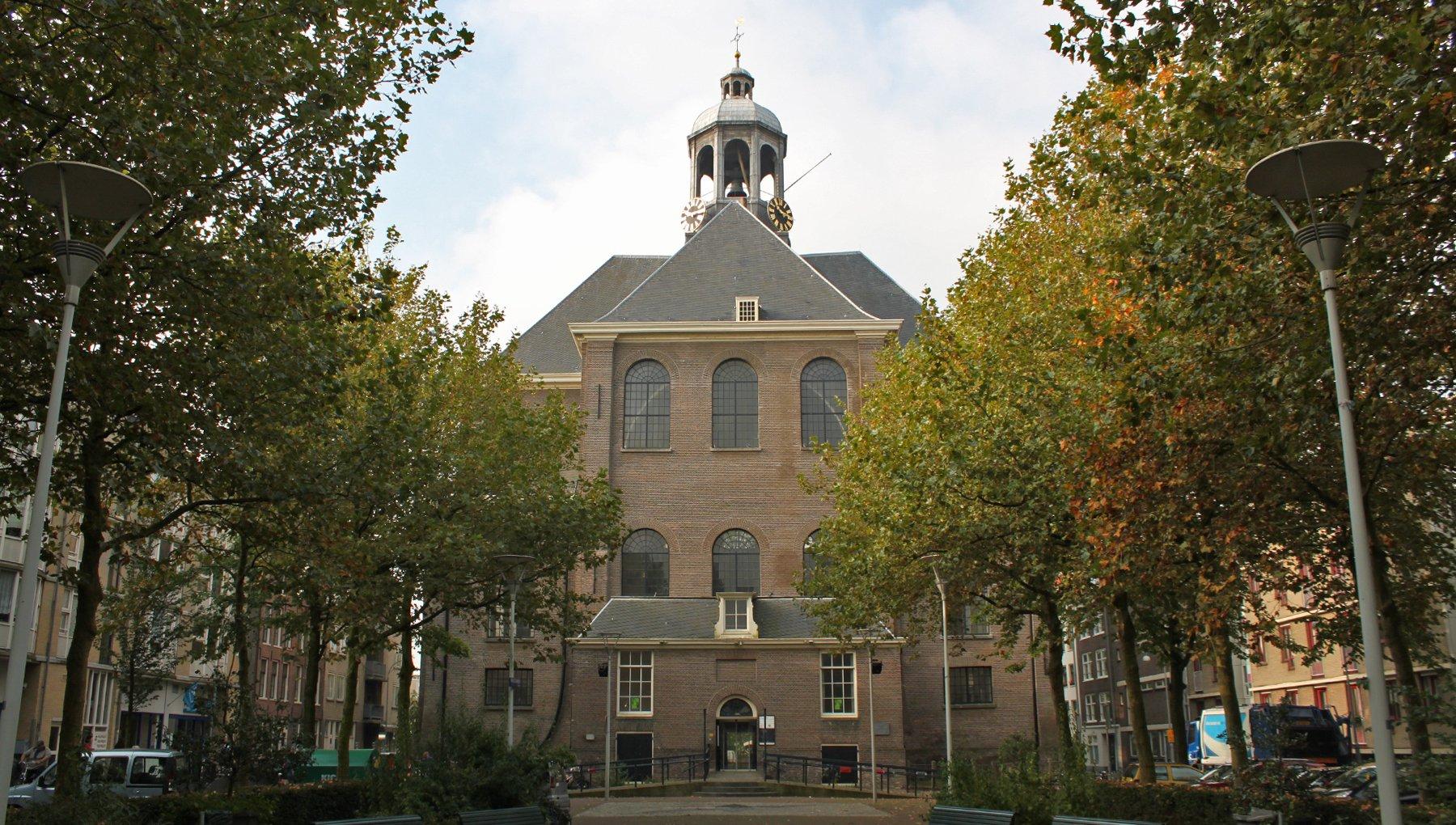 Oosterkerk - Amsterdam - citytrip en reisinfo - Take-A-Trip